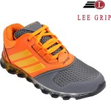 Lee Grip Lace Up (Grey)