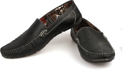 True Soles TCL200 Loafers(Black)
