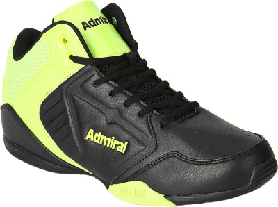 Admiral Karl Basketball Shoes(Black)