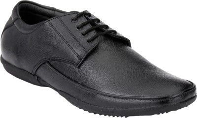 RJ Leather Zoom Lace Up