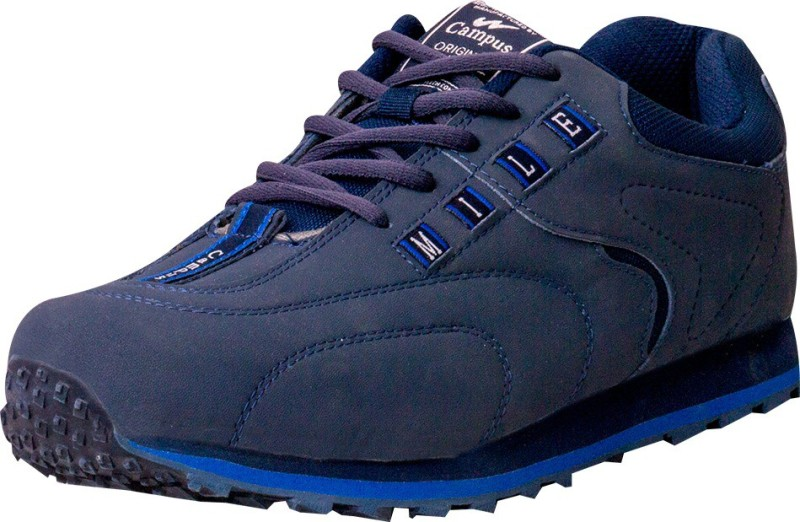 Campus MILE Running ShoesBlue