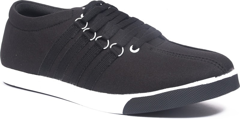 Adjoin Steps Casuals(Black)
