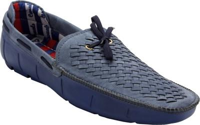 Hansfootnfit Hms106blue_6 Boat Shoes