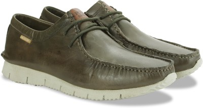 U.S. Polo Assn. Casual Leather Sneakers Corporate Casuals