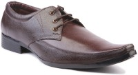 Yepme Office Lace Up Shoes(Brown)