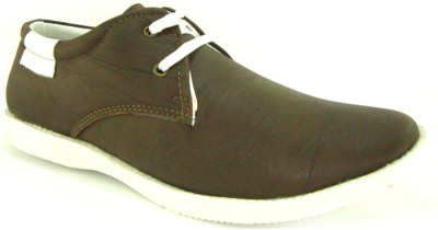 Jk Port Mens Synthetic Leather With Extra Comforts Casual Shoes