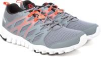 Reebok REALFLEX TRAIN 4.0 Training Shoes(Grey)