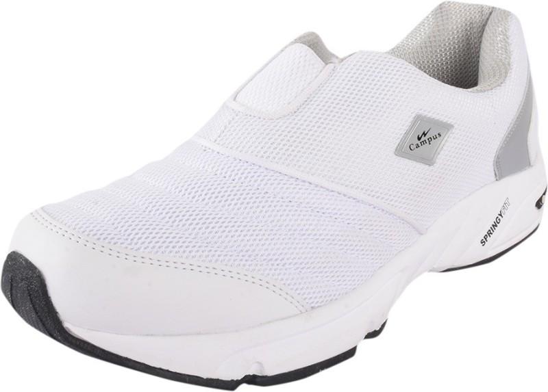 Campus MONTAYA Running ShoesWhite Silver