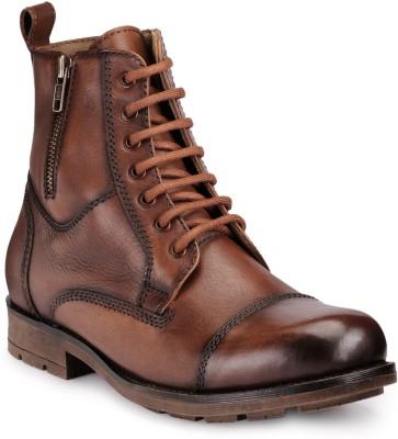 Teakwood Boots(Brown)