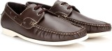 Tresmode Men Loafers (Brown)