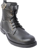 Future Step Boots (Black)