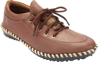 Savie Shoes JMSS2-Brown Casuals Shoes