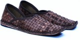 Manthana Ashish Bhatt Boots (Brown)