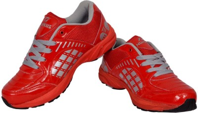 Nopeus Running Shoes, Tennis Shoes, Training & Gym Shoes, Hiking & Trekking Shoes, Walking Shoes, Motorsport Shoes(Red)