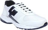 BlackField Running Shoes (White, Black)
