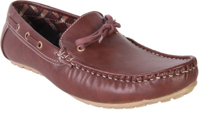karizma shoes KZ10031Brown Loafers