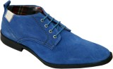 Leather Mart Corporate Casuals (Navy)