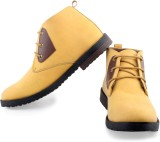Donner Boots (Yellow)