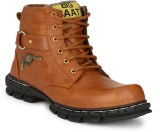 Indian Style Boots (Brown)