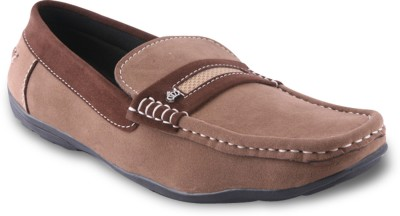 Adam Step Smart Brown Loafers