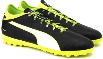 Puma evoTOUCH 3 TT Football Shoes(Black) at flipkart