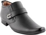 Smart Wood 2001 BLK Slip On Shoes (Black...