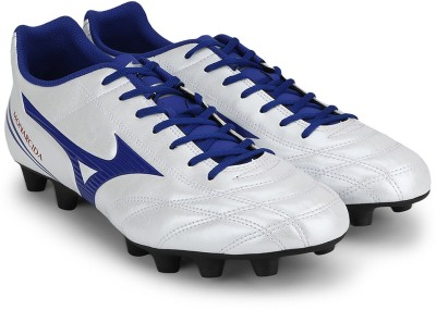 Mizuno Monarcida Fs Md (Wide) Football Shoes(White)