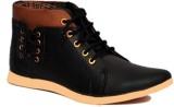 DLS Sneakers (Black, Brown)
