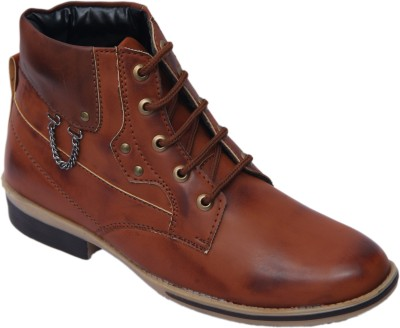Leather Mart Boots
