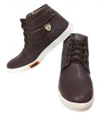 Fuoko ALEX Boots (Brown)