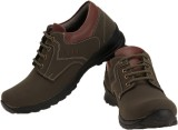 Spiky Outdoor Shoes (Olive)