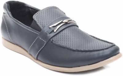 Fostelo Blue Loafers
