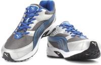 Puma Pluto DP Men Running Shoes(Blue, Grey, Silver)
