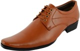 Redfoot Thai Lace Up (Tan)