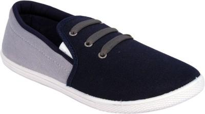 Star Ab M2bluegrey Canvas Shoes
