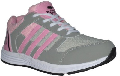 Port Women Pink Turbo Sports Running Shoes(Pink)