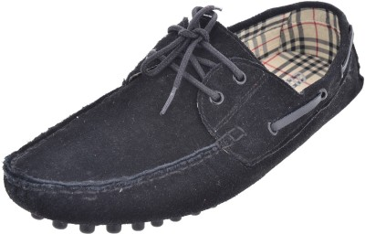 Clincher Sel508blk Boat Shoes