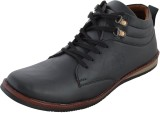 Euro Crystal Casuals Shoes (Black)