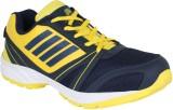 Bostan Running Shoes (Navy, Yellow)