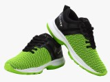 Smoky SPUR Running Shoes (Green)