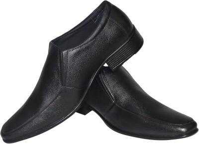 Jenfars Leather Slip On Shoes