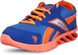 Navchetan Running Shoes (Blue, Orange)