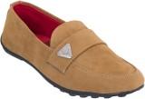 Om Overseas OMN689 Loafers (Camel)