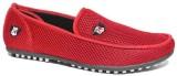 Kart4Smart Full Flexi Loafers (Red)