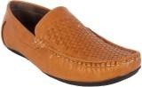Vajazzle Loafers (Brown)