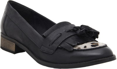 Hats Off Accessories Black Loafers