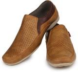 Do Bhai Loafers (Tan)