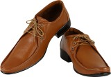 Stylish Step Formal Shoes (Brown)
