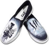 F-Gali The Wolverine Slip-on Shoes Canva...