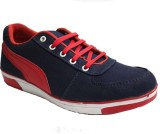 Sterling Gents Canvas Shoes (Navy)